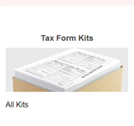 Picture for category Tax Forms